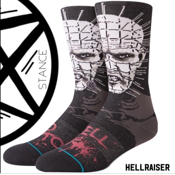 Stance Other - Stance Hellraiser Crew Height Sock